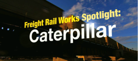 AAR Caterpillar Still